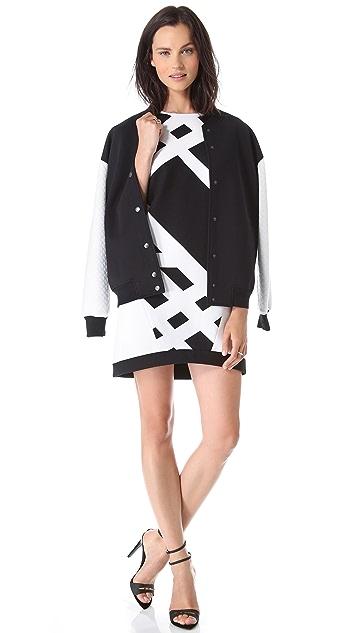 Tibi Transit Sleeveless Dress