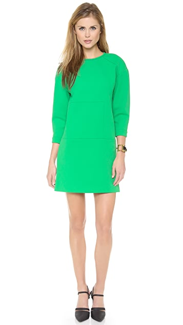 Tibi Sculpted Dress