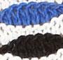 Ultramarine/Black