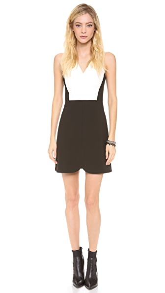 Tibi Colorblock Dress