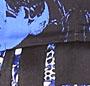 Electric Blue Multi