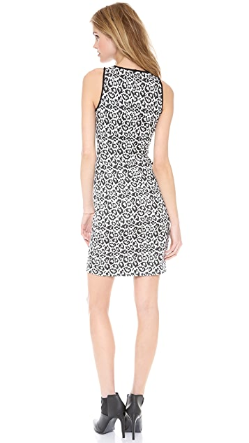 Tibi Cut In Dress
