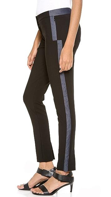 Tibi Anson Skinny Pants