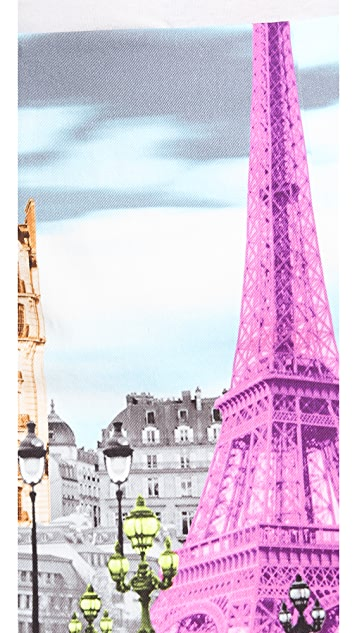 Tibi Eiffel Tower Skirt