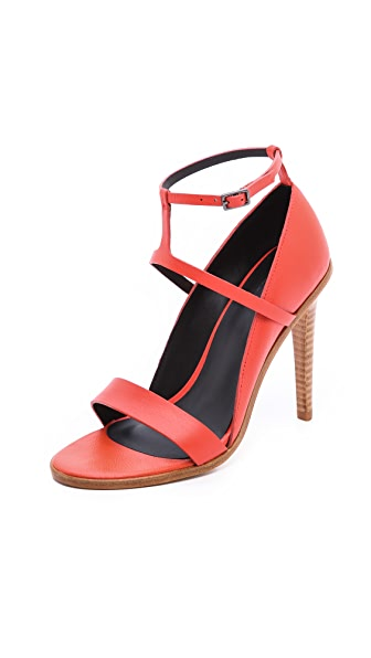 Tibi Anouk Strappy Sandals