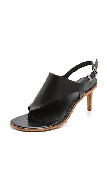Tibi Kel Cutout Sandals