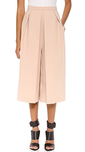 Tibi Pleated Pants