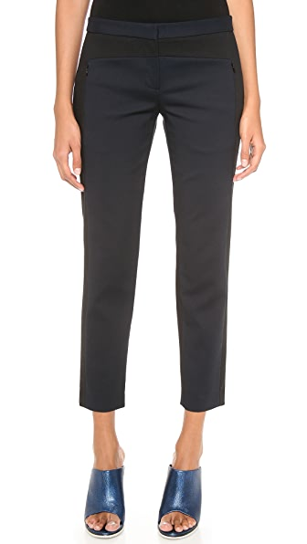 Tibi Colorblock Pants