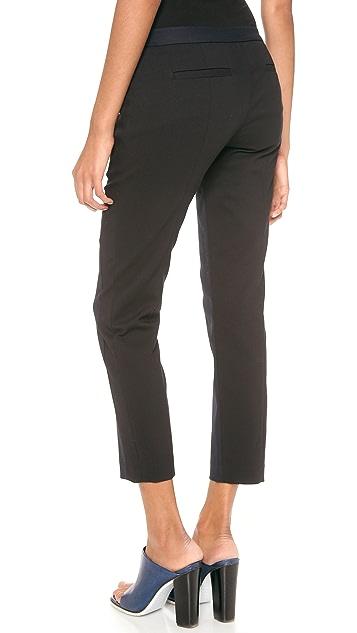 Tibi Colorblock Pants