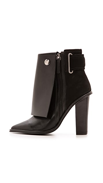 Tibi Bailey Booties