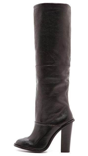 Tibi Vlada Tall Knee Boots