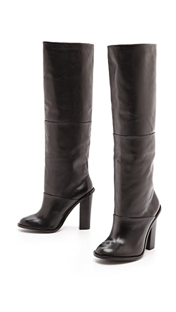 Tibi Vlada Tall Knee Boots