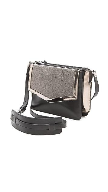 Time's Arrow Specchio Mini Trilogy Bag