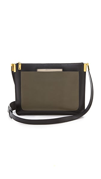Time's Arrow Ishi Large Cross Body Bag