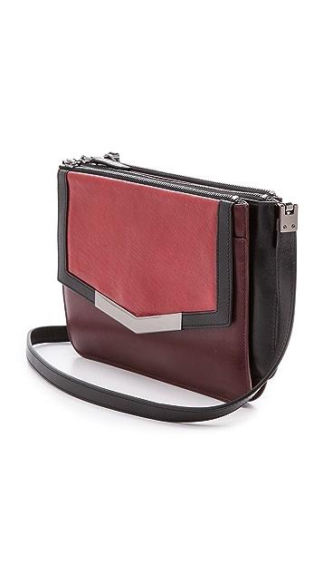 Time's Arrow Mini Trilogy Glaze Handbag