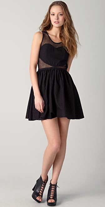 Timo Weiland Sweetheart Dress