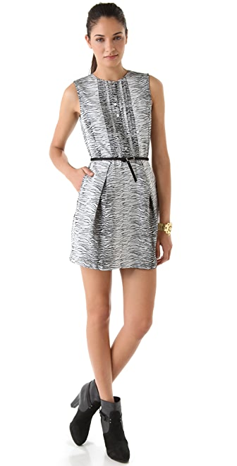 Timo Weiland Bib Front Dress