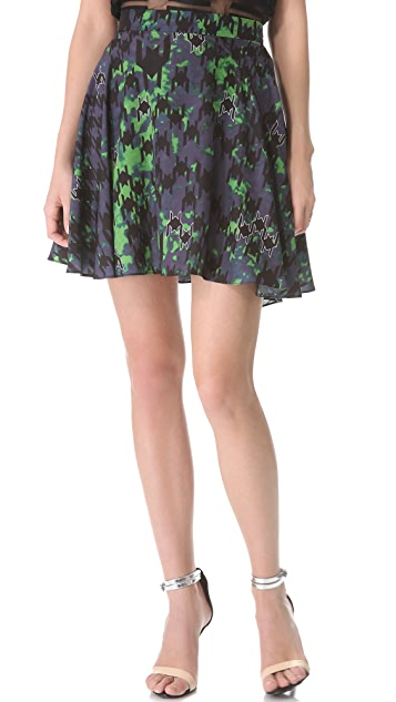 Timo Weiland Circle Skirt