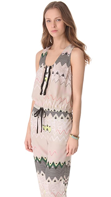 Timo Weiland Drawstring Romper