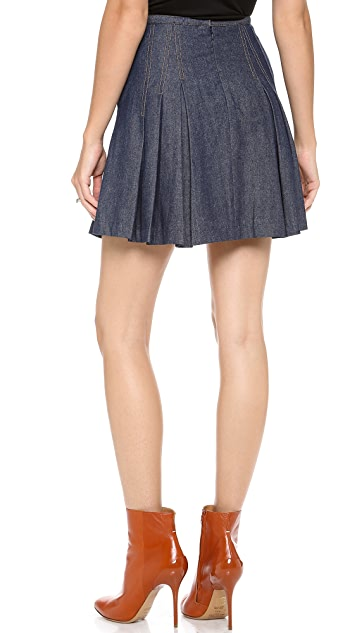Timo Weiland Taryn Pleated Skirt