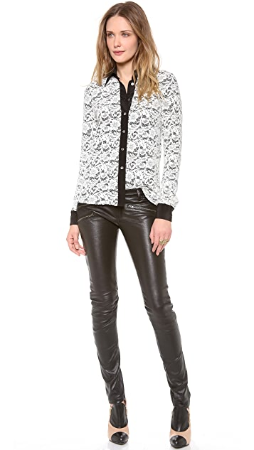 Timo Weiland Catherine Top