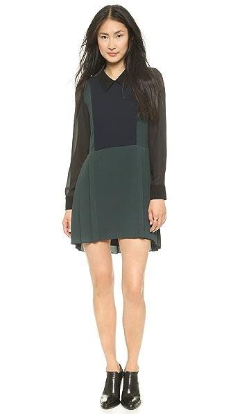 Timo Weiland Amanda Tuxedo Dress