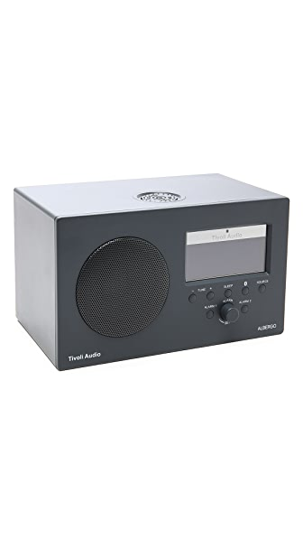 Tivoli Audio Albergo Bluetooth Clock Radio