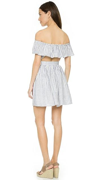 The Jetset Diaries Mulher Bonita Dress