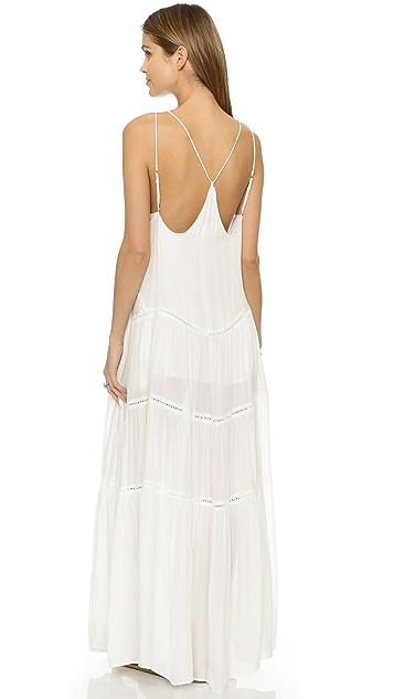 The Jetset Diaries Pompeii Maxi Dress