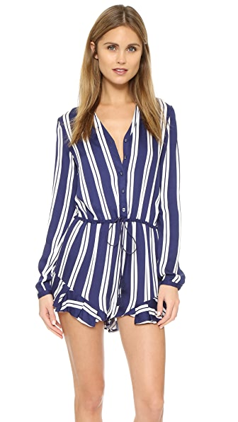 The Jetset Diaries Palace Romper