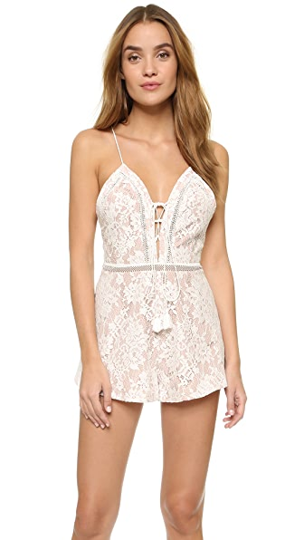 The Jetset Diaries Carribean Romper
