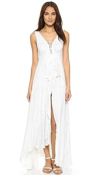 The Jetset Diaries Mystical Stripe Maxi Dress