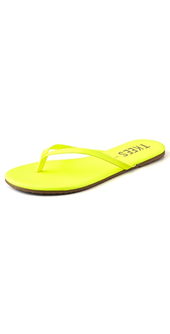 TKEES Zincs Thong Sandals