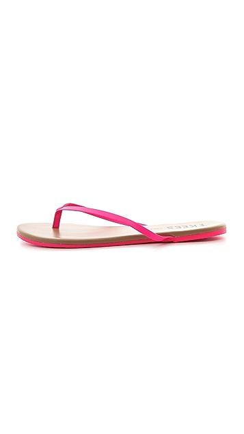 TKEES Pop Colors Flip Flops