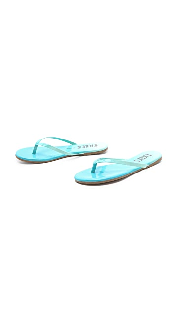 TKEES Blends Ombre Flip Flops