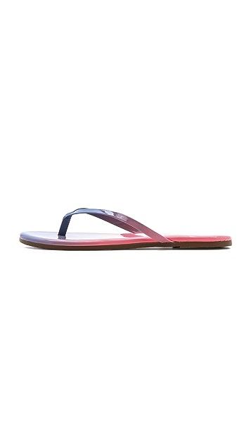 TKEES Blends Flip Flops