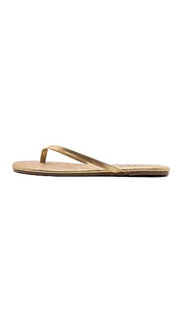 TKEES Glitters Flip Flops