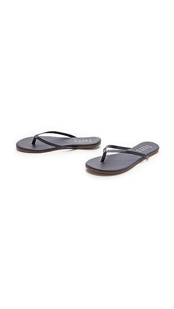 TKEES Liners Flip Flops