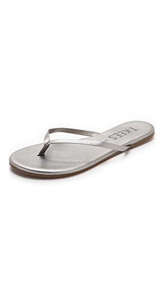 TKEES Shadow Flip Flops - Frosty Grey