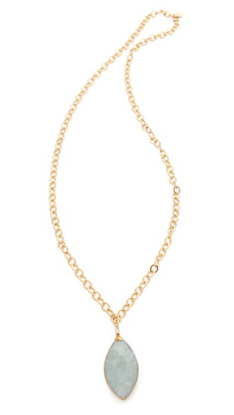 T. Kilburn Double Sided Quartz Necklace