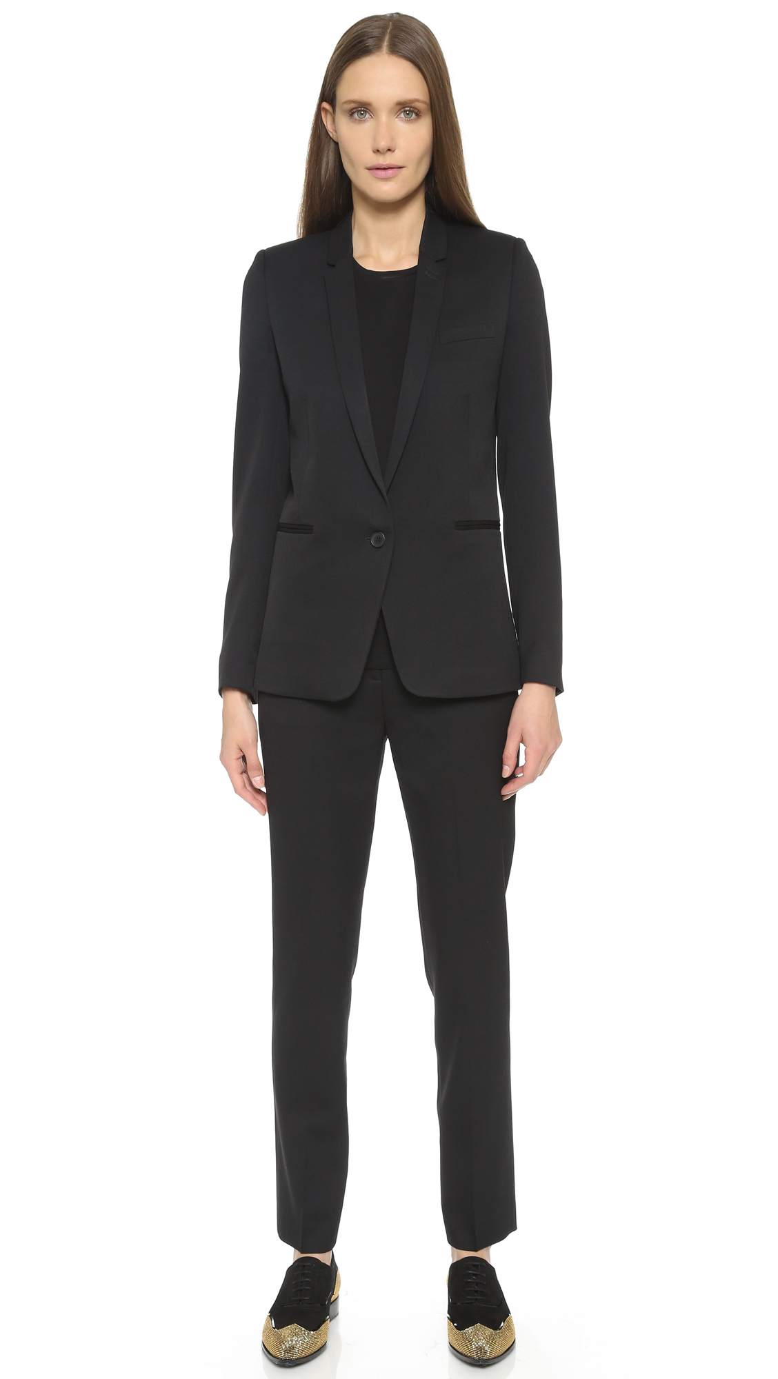 8699e7c11b The Kooples Timeless Suit Jacket | SHOPBOP