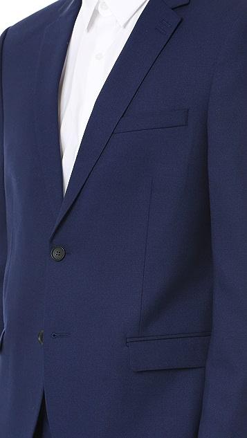 The Kooples Pique Suit Jacket