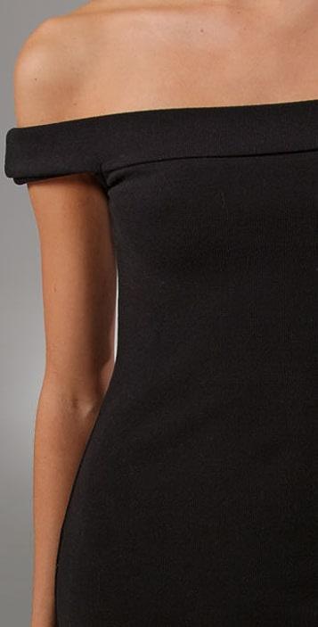 Tigerlily Off Shoulder Hot Dress