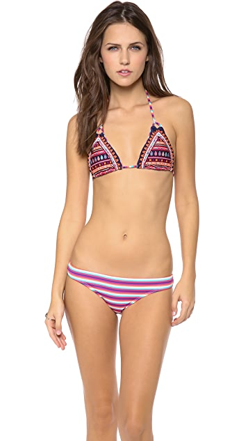 Tigerlily Rabari Tiger Bikini Bottoms