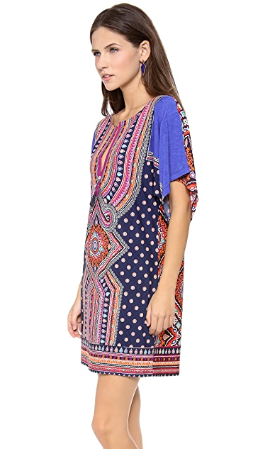 Tigerlily Rabari Cover Up Dress