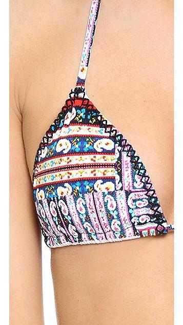 Tigerlily Canacona Tara Bikini Top