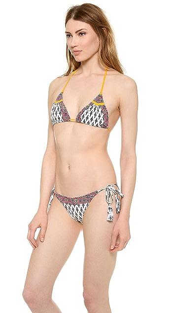 Tigerlily Incense Tara Bikini Top