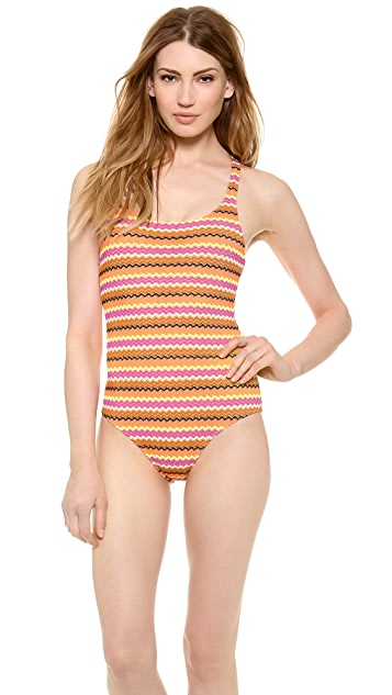 Tigerlily Assani One Piece Swimsuit