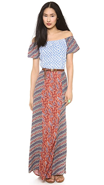 Tigerlily Indienne Maxi Dress