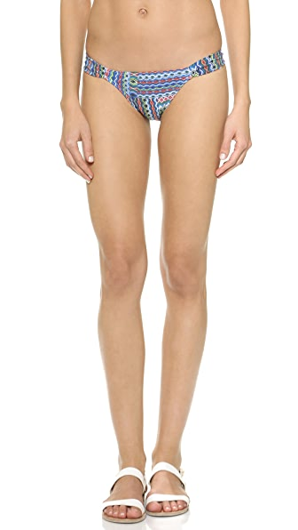 Tigerlily Es Calo Tiger Bikini Bottoms - Primary